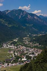 Kranjska Gora, on June 14, 2009, at Kranjska Gora, Slovenia. (Photo by Vid Ponikvar / Sportida)