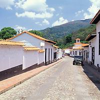 La Plazuela, Edo. Trujillo, Venezuela.