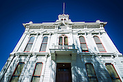 The Mono County Courthouse, Bridgeport, California USA