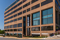 Exterior image of Galleria Towers in Lutherville MD by Jeffrey Sauers of CPI Productions