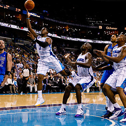 11-17-2010 Dallas Mavericks at New Orleans Hornets