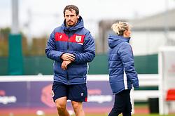 Chris Difford - Mandatory by-line: Ryan Hiscott/JMP - 14/10/2018 - FOOTBALL - Stoke Gifford Stadium - Bristol, England - Bristol City Women v Birmingham City Women - FA Women's Super League 1
