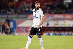 August 27, 2017 - Naples, Naples, Italy - Jose Luis Palomino of Atalanta BC during the Serie A TIM match between SSC Napoli and Atalanta BC at Stadio San Paolo Naples Italy on 27 August 2017. (Credit Image: © Franco Romano/NurPhoto via ZUMA Press)