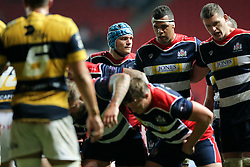 Olly Robinson of Bristol Rugby looks on - Rogan Thomson/JMP - 14/10/2016 - RUGBY UNION - Ashton Gate Stadium - Bristol, England - Bristol Rugby v Saracens - EPCR Challenge Cup.