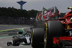 November 11, 2018 - Sao Paulo, Brazil - Motorsports: FIA Formula One World Championship 2018, Grand Prix of Brazil World Championship;2018;Grand Prix;Brazil ,  #77 Valtteri Bottas (FIN, Mercedes AMG Petronas) (Credit Image: © Hoch Zwei via ZUMA Wire)