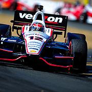 Indycar - Sonoma Raceway - Aug 2012