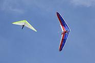 Hang gliders above Ellenville II