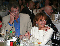 Jeremy Clarkson and Audrey Hoare