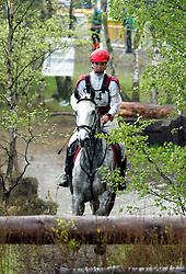 Van Mieghem Hilde, (BEL), Bobby<br /> LRV Nationaal Kampioenschap Kalmthout 2002<br /> Photo © Dirk caremans