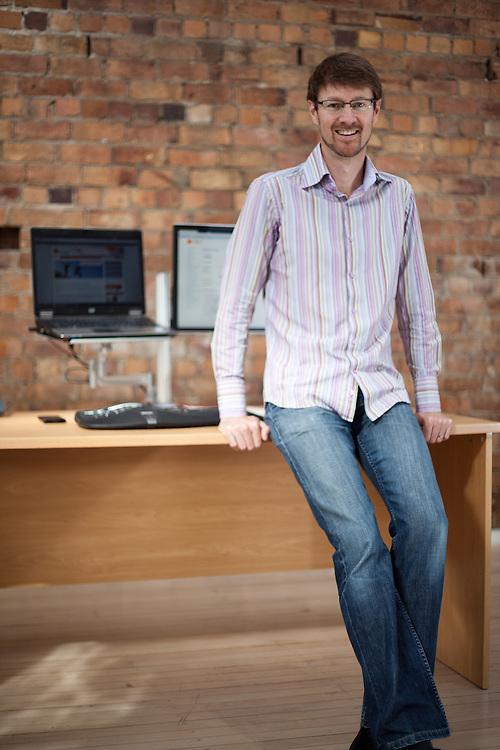 Integ customer portraits. Photo: Gareth Cooke/Subzero