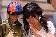 1824825th Annual International Street Fair.Virak Kruy, leading..Ishan Matta & Novia Chen, Play Pinball