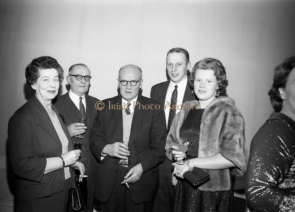 16/2/1966<br /> 2/16/1966<br /> 16 February 1966<br /> <br /> Mr and Mrs. Seamus O'Shea, Mr. John O'Shea, Sgt. Gerard Courtney and Mrs Courtney