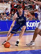Parigi 03/07/1999<br /> Campionati Europei di Basket Francia 1999<br /> FinaleItalia-Spagna<br /> Gregor Fucka