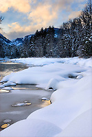 Methow River Washington USA