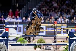 Kühner Max, AUT, Elektric Blue P<br /> Jumping International de Bordeaux 2020<br /> © Hippo Foto - Dirk Caremans<br />  08/02/2020