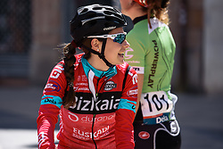 Lourdes Oyarbide (Bizkaia Durango) - Emakumeen Saria - Durango-Durango 2016. A 113km road race starting and finishing in Durango, Spain on 12th April 2016.