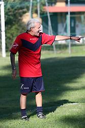 MAURO POPPI<br /> SQUADRA MIGRANTI EXTRACOMUNITARI SPORTING ARGENTA