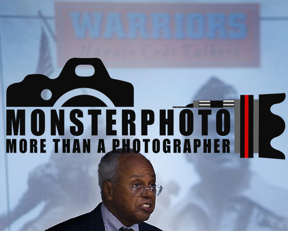 8/18/10 Wilmington DE: General Joseph A. McNeil speaks to troops during The Delaware National Guard unity day celebrations in Wilmington Delaware<br /> <br /> Special to The News Journal/SAQUAN STIMPSON