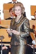 112119  Queen Sofia 'Manos Unidas' 60th anniverssary award