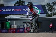 2018 UEC European Elite Championships, Glasgow (UK)<br /> TANNIGER Romain #925 (SWITZERLAND)