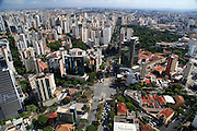 Belo Horizonte_MG, Brasil.<br /> <br /> Imagem de Belo Horizonte, Minas Gerais. Detalhe para a Avenida Afonso Pena.<br /> <br /> Panoramic view of Belo Horizonte, Minas Gerais. In this photo Afonso Pena avenue.<br /> <br /> Foto: JOAO MARCOS ROSA / NITRO