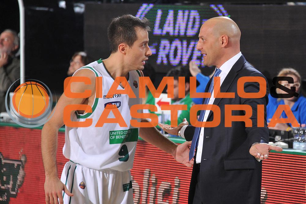 DESCRIZIONE : Treviso Lega A 2011-12 Benetton Treviso Banco di Sardegna Sassari<br /> GIOCATORE : alexander djordjevic massimo bulleri<br /> CATEGORIA :  delusione mani<br /> SQUADRA : Benetton Treviso Banco di Sardegna Sassari<br /> EVENTO : Campionato Lega A 2011-2012<br /> GARA : Benetton Treviso Banco di Sardegna Sassari<br /> DATA : 17/12/2011<br /> SPORT : Pallacanestro<br /> AUTORE : Agenzia Ciamillo-Castoria/M.Gregolin<br /> Galleria : Lega Basket A 2011-2012<br /> Fotonotizia :  Treviso Lega A 2011-12 Benetton Treviso Banco di Sardegna Sassari<br /> Predefinita :