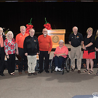 2016 Faculty Staff Service Awards