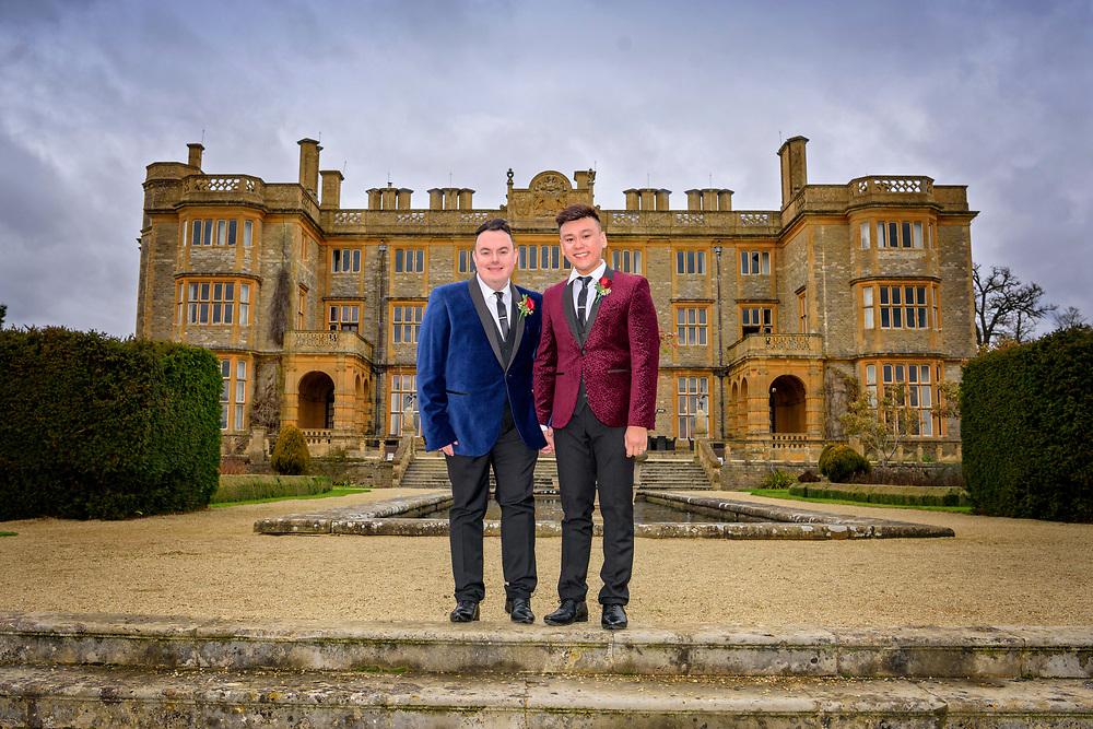 Wedding Photography at the stunning Eynsham Hall in Oxfordshire