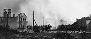 Battle of the Bzura. Polish cavalry in Sochaczew in 1939.World War II