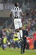 © Filippo Alfero<br /> Juventus-Olympiacos, Champions League 2014/2015<br /> Torino, 04/11/2014<br /> sport calcio<br /> Nella foto: