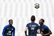 France's midfielder Paul Pogba takes part in a training of the team of France before the Friendly Game between France and England on June 12, 2017 at Stade de France in Saint-Denis, France - Photo Benjamin Cremel / ProSportsImages / DPPI