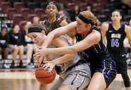 OC Women's BBall vs Our Lady of the Lake University - 12/3/2016