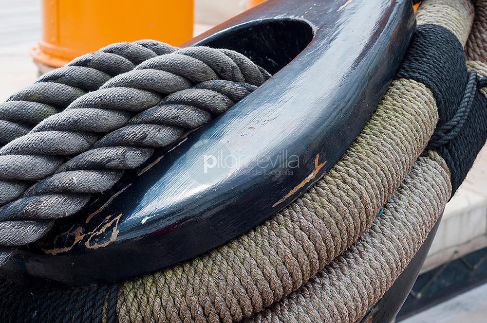 Detalle de barco © / PILAR REVILLA