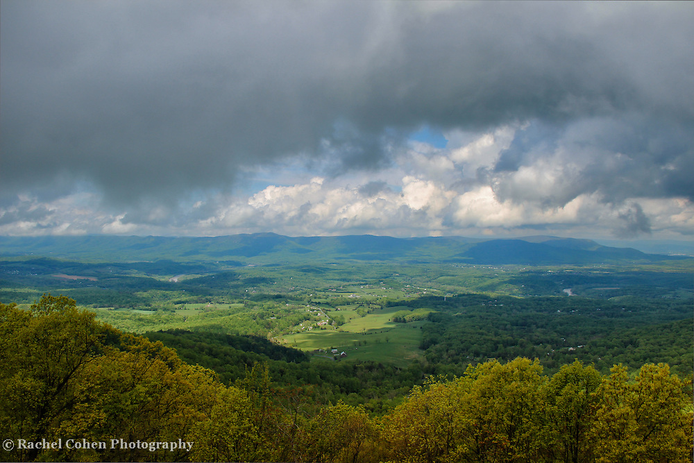 &quot;When the Clouds Parted&quot;<br />