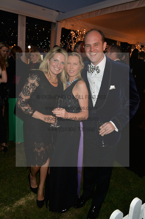 GUESTS at the Chovgan Twilight Polo Gala in association with the PNN Group held at Ham Polo Club, Petersham Close, Richmond, Surrey on 10th September 2014.