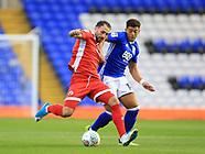 Birmingham City v Crawley Town - 08 August 2017