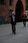 LORD ROTHSCHILD; SIR MENZIES CAMPBELL, Summer party hosted by Rupert Murdoch. Oxo Tower, London. 17 June 2009