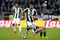 Sami Khedira Juventus <br /> Torino 10-03-2017, Juventus Stadium, Football Calcio 2016/2017 Serie A, Juventus - Milan, Foto Filippo Alfero/Insidefoto