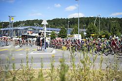 June 17, 2017 - Schaffhausen, Schweiz - Schaffhausen, 17.06.2017, Radsport - Tour de Suisse, Feature Tour de Suisse beim FC Schaffhausen Stadion Lipo Park. (Credit Image: © Melanie Duchene/EQ Images via ZUMA Press)