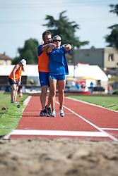 KANTZA Paraskevi, GRE, Long Jump, T11, 2013 IPC Athletics World Championships, Lyon, France