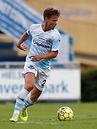 FODBOLD: Lucas Ohlander (FC Helsingør) under kampen i Reserveligaen mellem FC Helsingør og Brøndby IF den 7. august 2017 på Helsingør Stadion. Foto: Claus Birch