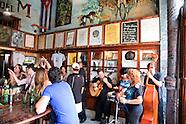 Bar La Bodeguita del Medio, Havana Vieja, Cuba.