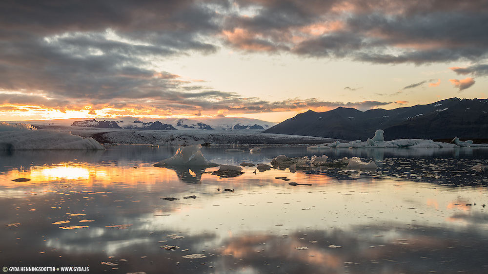 Taken in Southeast Iceland Jokulsarlon