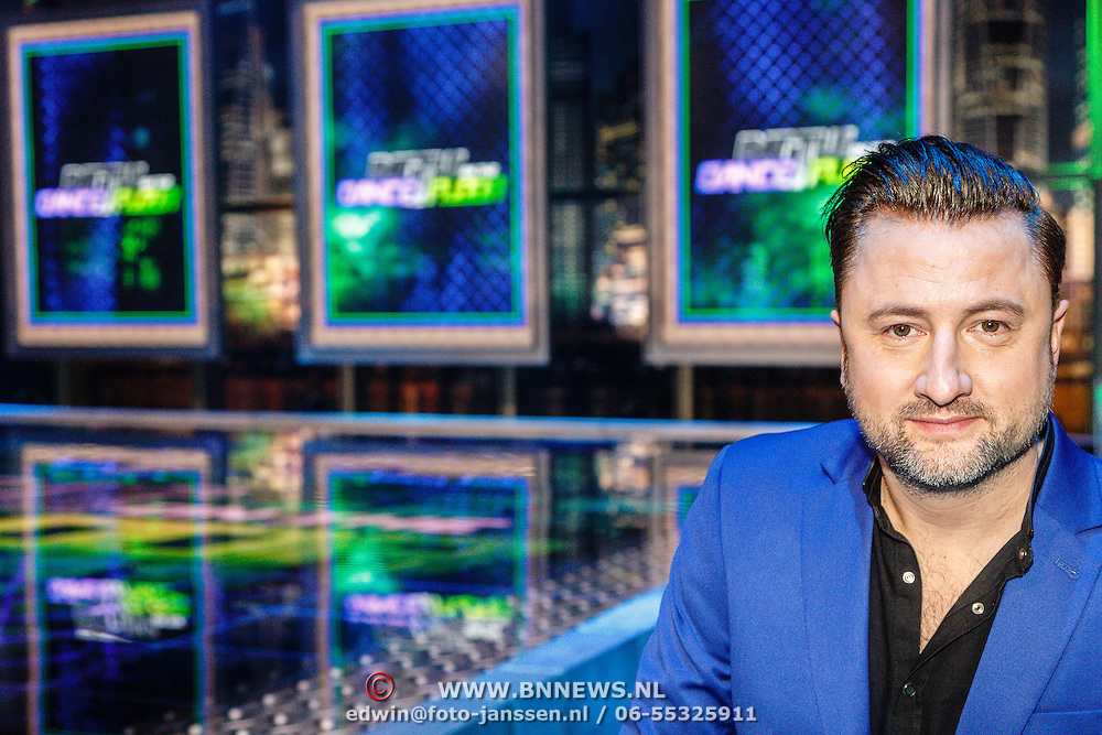 NLD/Hilversum/20160110 - Perspresentatie Battle On The Dancefloor, Dennis Weening