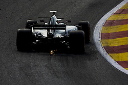August 25, 2017 - Spa, Belgium - 20 MAGNUSSEN Kevin from Denmark of Haas F1 team during the Formula One Belgian Grand Prix at Circuit de Spa-Francorchamps on August 25, 2017 in Spa, Belgium. (Credit Image: © Xavier Bonilla/NurPhoto via ZUMA Press)