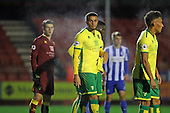 U23 Brighton and Hove Albion v U23 Norwich City 311016