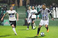 Coritiba v Santos SP - 20 Aug 2017