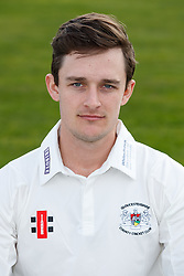 First Class captain Gareth Roderick of Gloucestershire Cricket poses for a headshot in the County Championship kit - Mandatory byline: Rogan Thomson/JMP - 04/04/2016 - CRICKET - Bristol County Ground - Bristol, England - Gloucestershire County Cricket Club Media Day.
