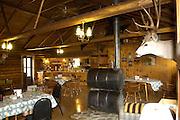 The hunting lodge in Sulphur Creek, ID.