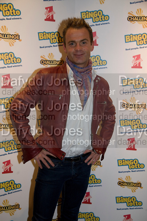JULIAN BENNET, Bingo Lotto launch party. Soho Hotel Richmond Mews. London. 29 February 2008.  *** Local Caption *** -DO NOT ARCHIVE-© Copyright Photograph by Dafydd Jones. 248 Clapham Rd. London SW9 0PZ. Tel 0207 820 0771. www.dafjones.com.